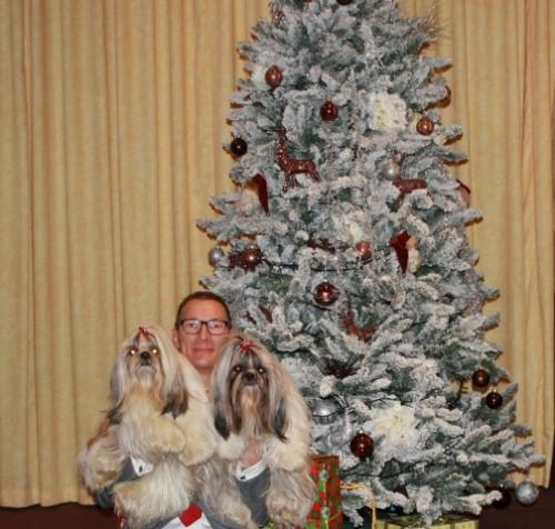 19 December met Mrs. Iris Urschitz from Austria PANYIN TSIN FATINAT AL SJARK (DONNA)CW'14 Dt.Jug-Ch(VDH) 2 U SACHI TSIN FATINAT AL SJARK( NJK VDH-EJS) 3 ZG Love of Sanmarlo Kara Kamala VB 2