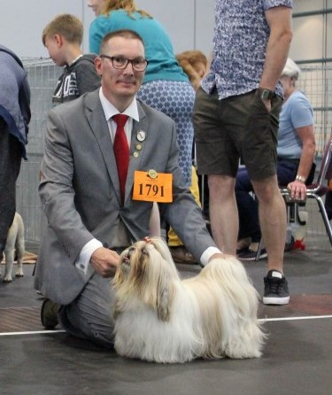 Nationale Dog show 31-06-2016 Bremen